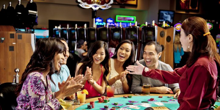 The Economic Benefits of Casinos and Gambling