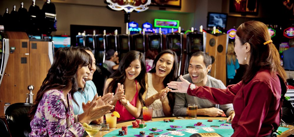 Economic Benefits of Casinos and Gambling